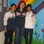 Hanh, Kandis and Linh