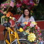 My Trishaw romance - tacky but fun