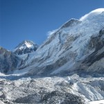 EBC - Everest Base Camp and the popcorn