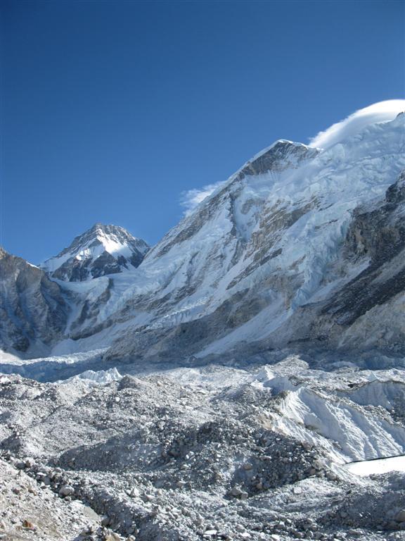 EBC - Everest Base Camp and the popcorn